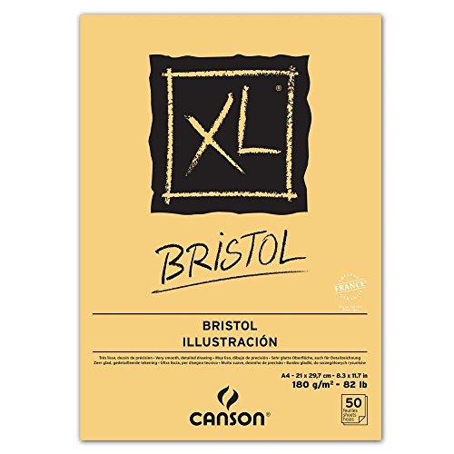 canson-bristol-block-xl-a4-180g-qm-50-blatt