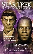 Star Trek: Typhon Pact #3: Rough Beasts of Empire (Star Trek: All)