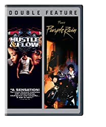 Hustle & Flow/Purple Rain (DVD) (DBFE)