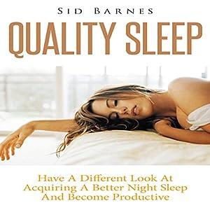Quality Sleep Audiobook