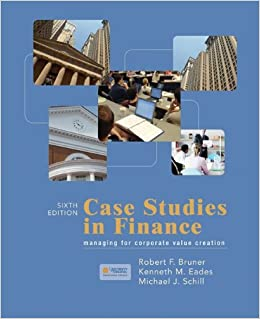 Free download Accounting and Finance case studies with