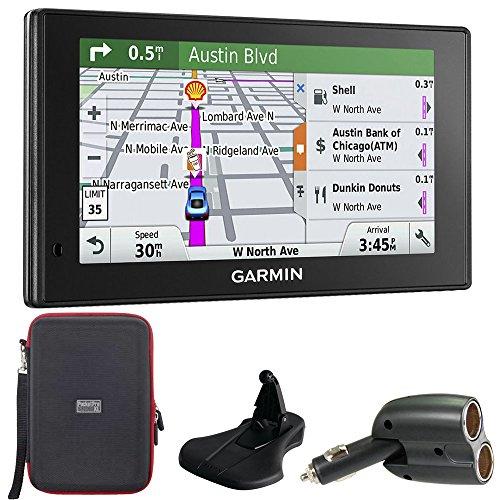 Garmin 010-01538-01 DriveSmart 70LMT GPS Navigator with GPS Bundle (Traffic Condit compare prices)