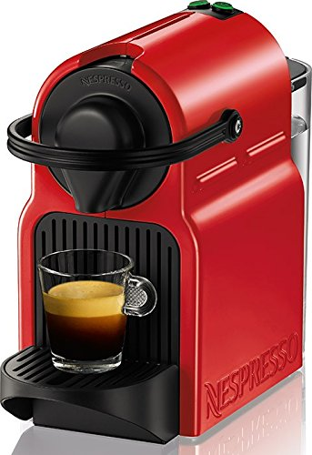 Check Out This Nespresso Inissia Espresso Maker, Red
