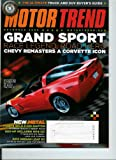 img - for Motor Trend November 2009 Chevy Remasters a Corvette Icon + The Ultimate Truck and SUV Buyer's Guide book / textbook / text book
