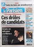 PARISIEN   du 22/02/2008