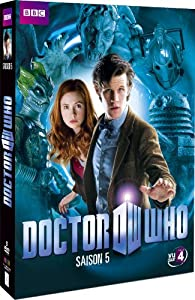 DOCTOR WHO saison 5