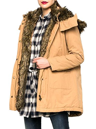 Parka Pepe Jeans Polly Camel S Beige