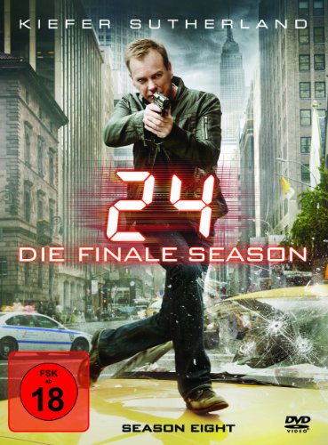 24 - Season 8 (6 DVDs) Box-Set