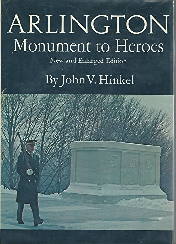 Image for Arlington: monument to heroes