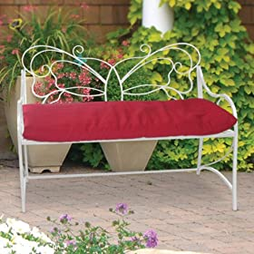 Tremendous Alpine Butterfly Bench Color Blue Review Abklfdg Customarchery Wood Chair Design Ideas Customarcherynet