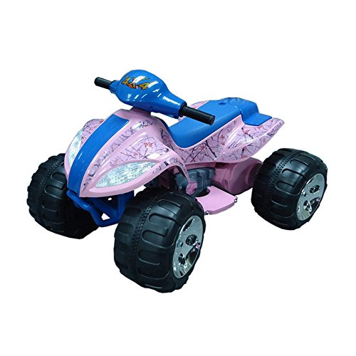 Pink Quads For Kids This Quad Atv Bike Is Especially Built For Young Children. Girls Love The Pink Camo Design Of This 4 Wheeler.