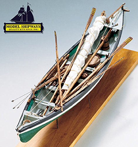 Model Shipways Whaleboat - Wood & Metal kit MS2033 - Sale Save 41% - Model Expo