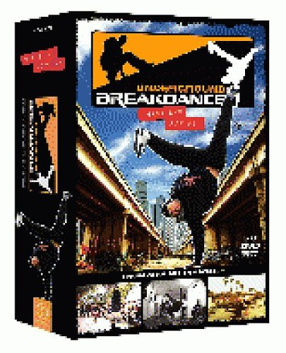 Underground Breakdance Box Set [DVD]