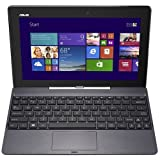 ASUS Transformer Book T100TA-C1-GR 10.1-Inch Detachable 2 in 1 Touchscreen Laptop