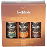 Glenfiddich Family Collection Whisky Miniature Gift Set