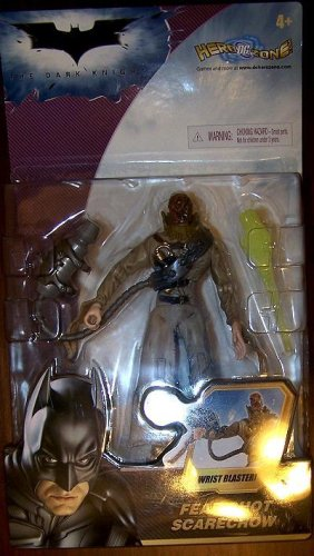 Batman The Dark Knight Basic Figure:Fear Shot Scarecrow