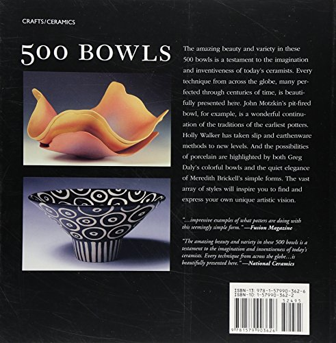 500 Bowls: Contemporary Explorations of a Timeless Design