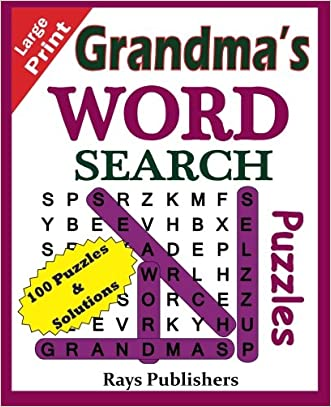 Grandma's Word Search Puzzles (Volume 1)