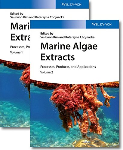 Marine Algae Extracts: Processes, Products, and Applications, 2 Volume Set (Algal Extract compare prices)