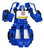 Transformers Playskool Heroes Rescue Bots Chase The Police Bot Action Figure