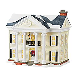 Department 56 Snow Village Boss Shirle\'s House