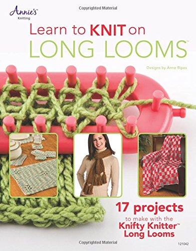 Long Loom Knitting Patterns Free : Set Colorato di 4 Telai Rettangolari per Lavoro a Maglia Hobby Artigianato Mi...