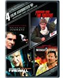 4 Film Favorites: Harrison Ford (The Fugitive, Presumed Innocent, Firewall, The Mosquito Coast)