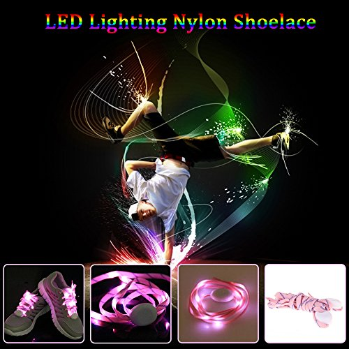 DAWAY-Z02-LED-Glow-Shoelaces-Nylon-Flat-Fashion-Light-Up-Shoes-Laces-with-Three-Models-Cool-Accessories-for-Party
