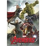 Marvel(マーベル) Avengers: Age of Ultron(アベンジャーズ2/エイジ・オブ・ウルトロン) Wポケットクリアファイル A