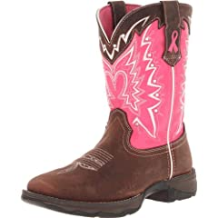 Buy Durango Lady Rebel 10 Inch Pull-On RD3557 Western Boot by Durango