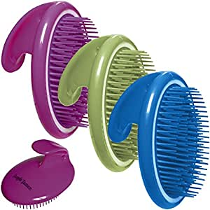 Amazon.com : Plugged In Tangle Tamer : Hair Brushes : Beauty
