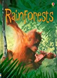 img - for Rainforests   [USBORNE BEGINNERS RAINFORESTS] [Hardcover] book / textbook / text book