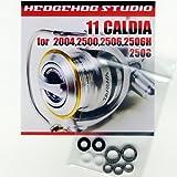 11カルディア 2004用 MAX11BB フルベアリングチューニングキット 【 HEDGEHOG STUDIO / ヘッジホッグスタジオ 】