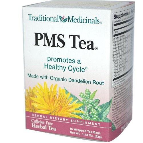 Organic PMS Tea - Traditional Medicines Natural