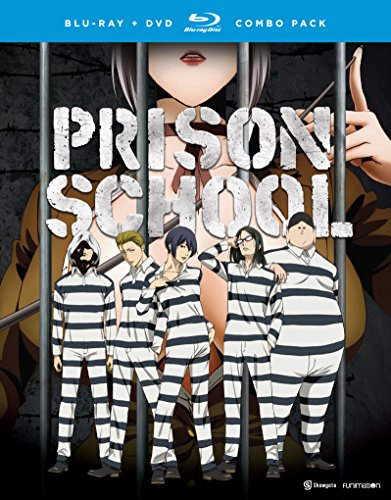 監獄学園 プリズンスクール / PRISON SCHOOL: THE COMPLETE SERIES