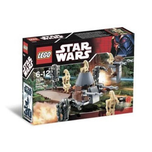 LEGO Star Wars 7654 - Droids Battle Pack
