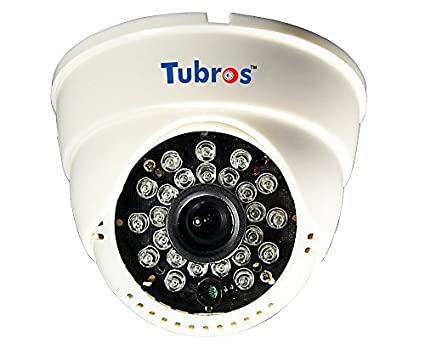 Tubros TS-1002-36 1000TVL CCTV Dome Camera