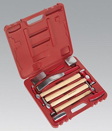 sealey-cb58-set-di-martelli-e-tassi-da-carrozziere-9-pezzi