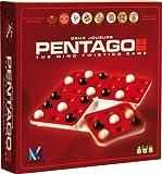 Asmodee - ABA8 - Jeu de stratégie - Pentago Mechanic