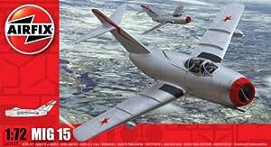 Airfix A02037 - Caza MIG-15 [importado de Alemania]