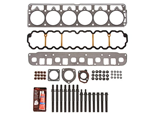 For 2002-2003 Jeep Cherokee Wrangler 4.0L 12V OHV Engine Head Gasket Set