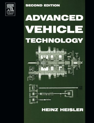 Advanced Vehicle Technology, Second Edition