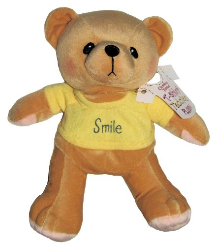 Cherished Teddies Smile Yellow T-shirt Plush