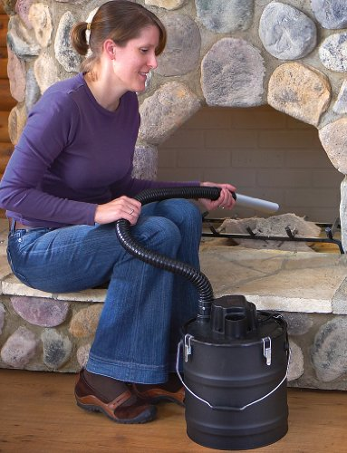 Bad Ash 2 Fireplace & Stove Vacuum Cleaning System