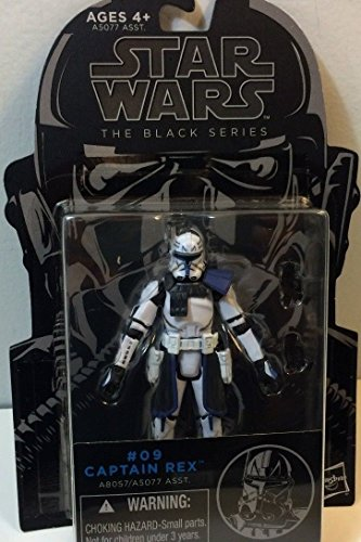 Star-Wars-Black-Series-CAPTAIN-REX-09-375in-Action-Figure-NEW-IN-HAND