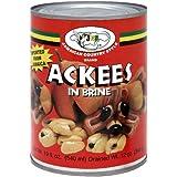 Kingston-Miami Trading Co. Ackee In Brine, 19-Ounce