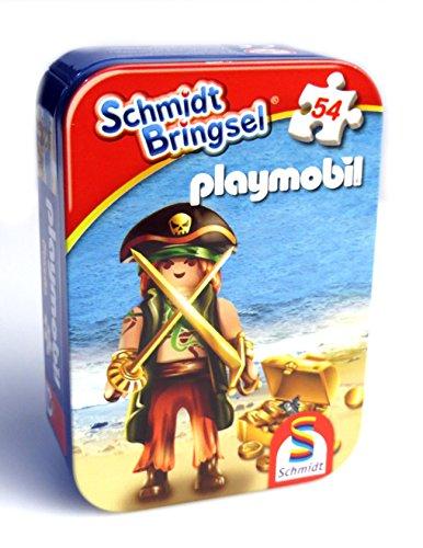 Schmidt Bringsel Mini Puzzle Playmobil 54 Teile