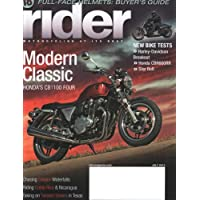 1-Year (12 Issues) of Rider Magazine Subscription