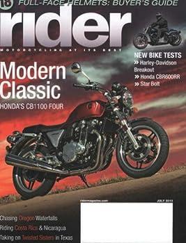 1-Yr Rider Magazine Subscription