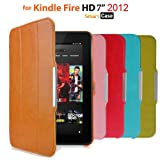 ULTRA SLIM SMART PU LEATHER CASE COVER FOR for the Kindle Fire HD 7